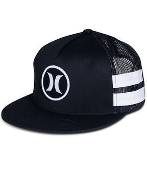 huge discount 59a14 a8b00 Hurley Hat, Block Party Trucker Hat on shopstyle.com