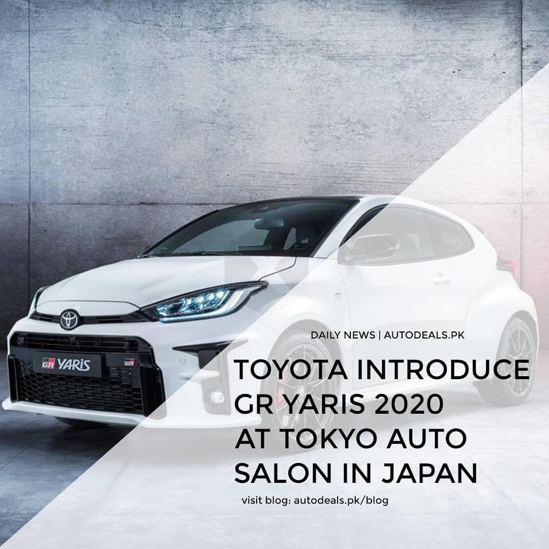 Toyota Introduce Gr Yaris 2020 Toyotajapan Gryaris Gryaris2020 Toyotacar Japanesecars Autodeals Dailynews Instadailynews Automoti In 2020 Toyota Yaris Japan