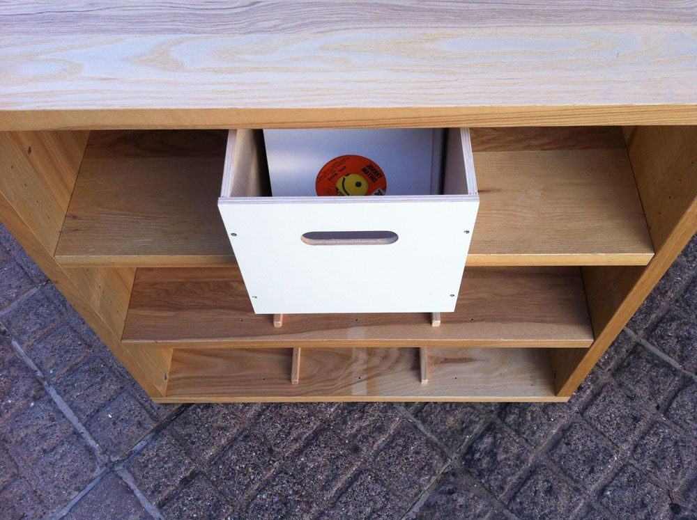 Ikea Traby Trissa Hack For 45 Records Ikea Hackers Record Storage 45 Records 45 Record Storage