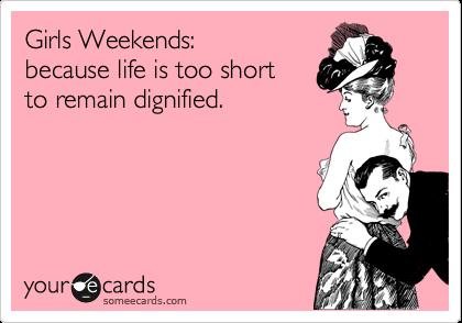 Friendship | Girls weekend quotes, Girls weekend shirts ...