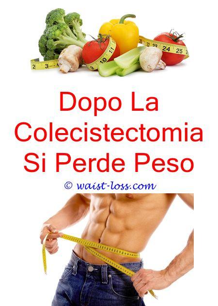 perdida de peso por colecistectomia