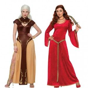 game of thrones womens costumes