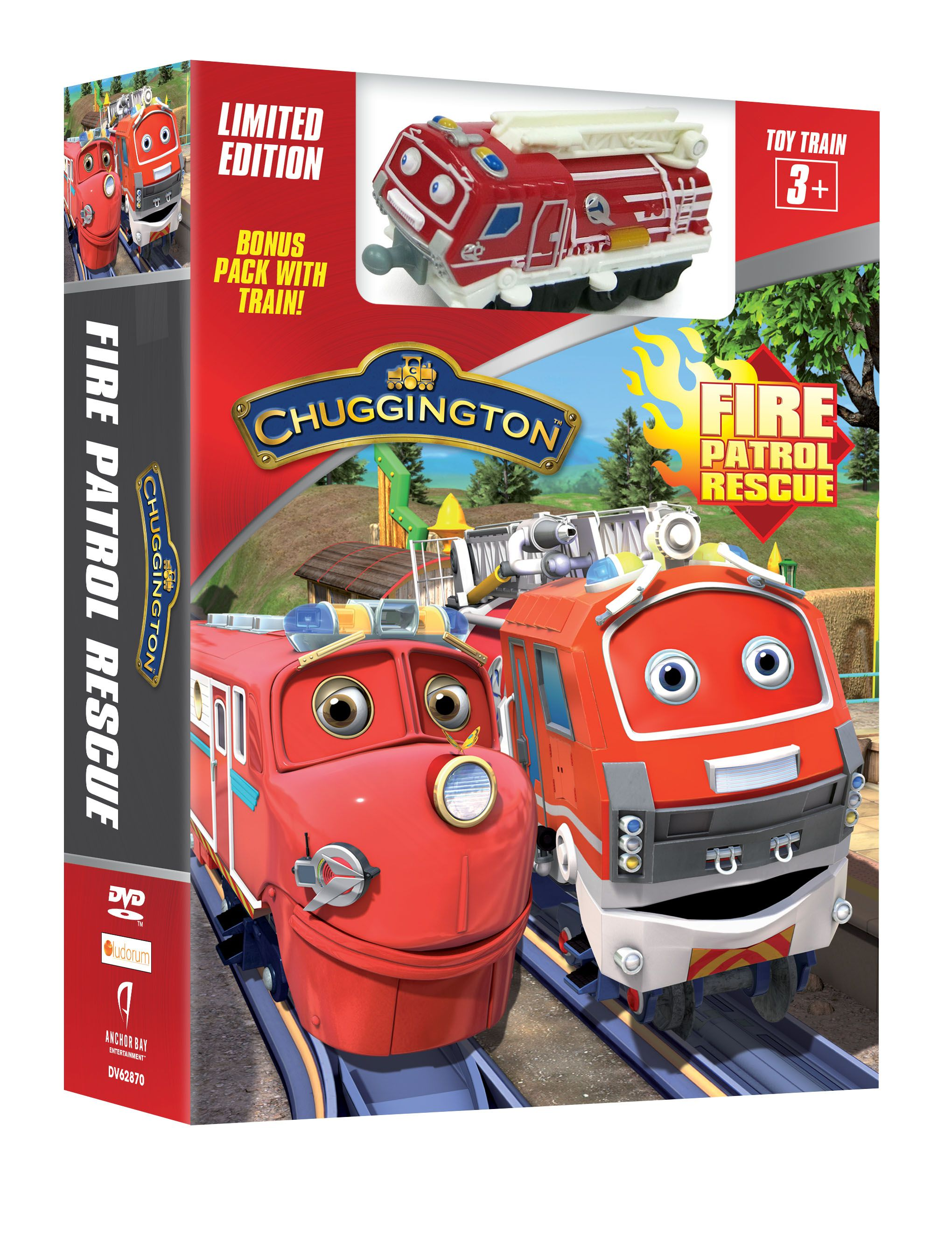 Today is Chuggington Fire Patrol Rescue Day! Get Fire Safety Tips + ...