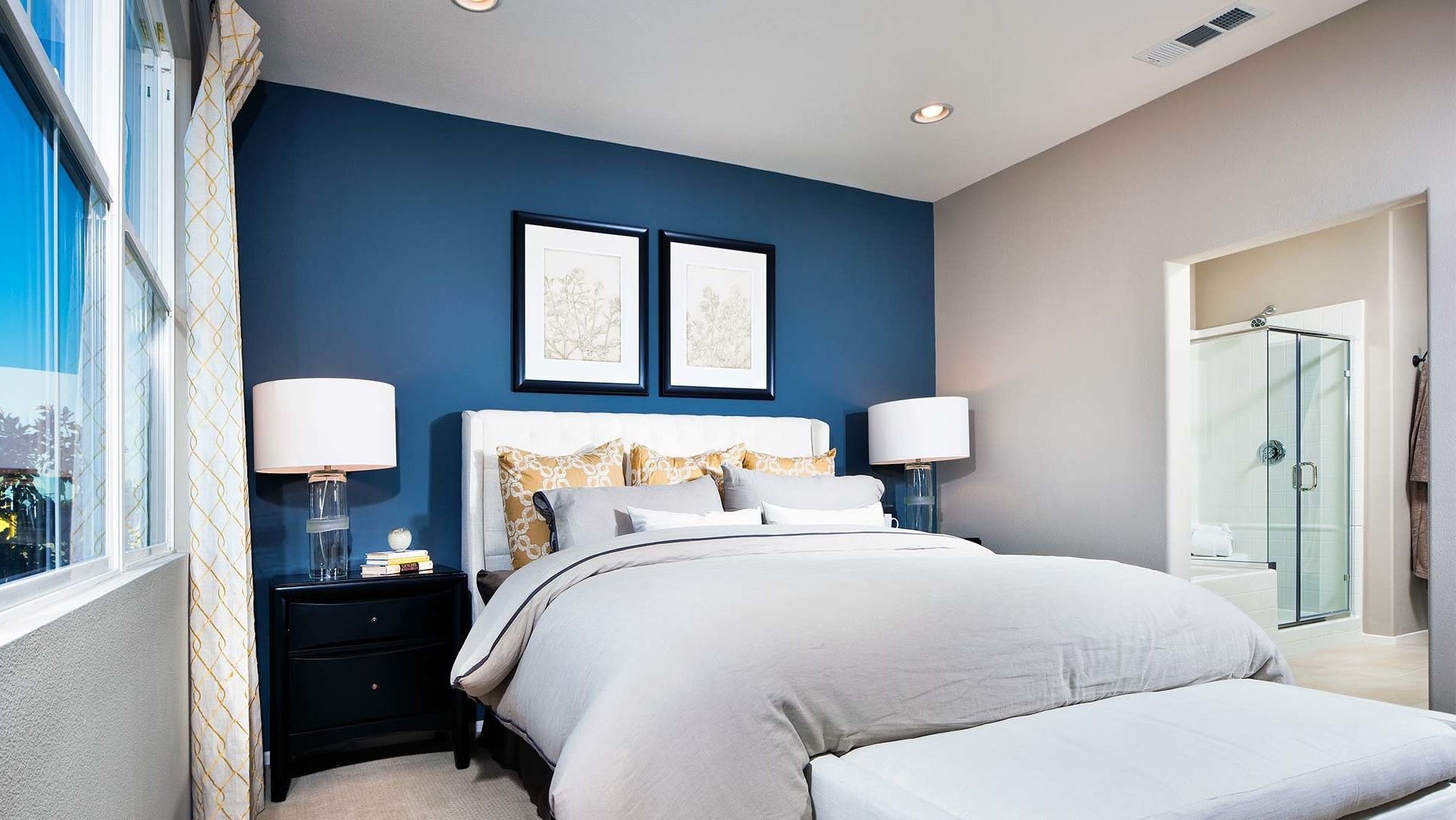 painting accent walls a primer on this diy home update