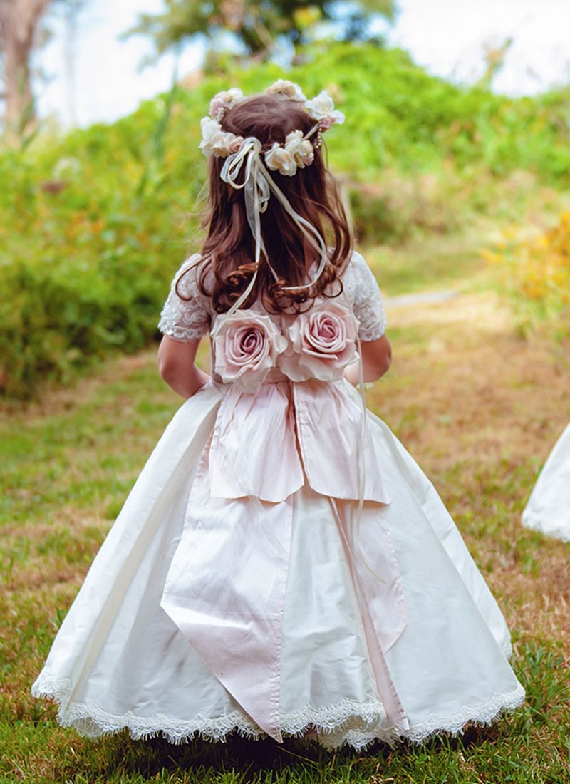 fcaff6b5e You can customize your dresses with florals, and Cinderella bows from  @pegeendotcom