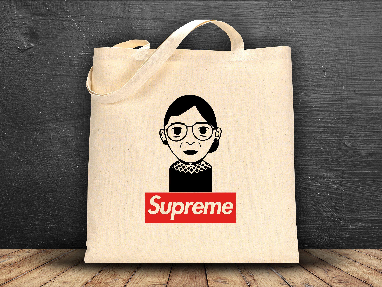 Ruth Bader Ginsburg Supreme Notorious RBG SVG JPEG PNG