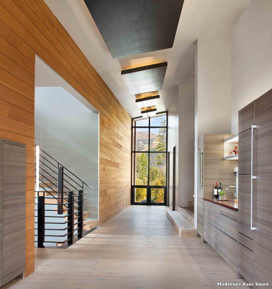 Modernes Holzhaus Innen Emphit.com