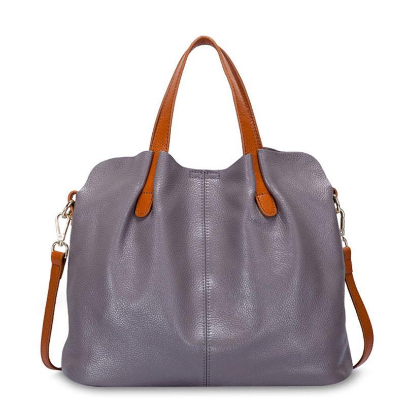 Luxury Handbags Women S Leather Bags Brands Famous Designer Bolsa Feminina Large Shoulder