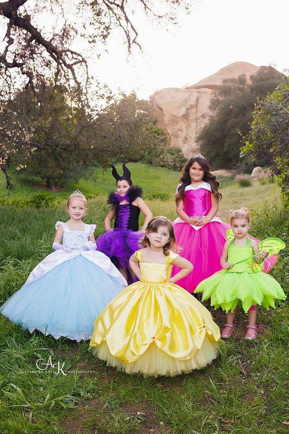 Belle Tutu Dress Vestidos De Cenicienta Vestidos De