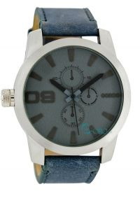 OOZOO Timepieces Blue Leather Strap C6101 - http   rologia.org oozoo ce314822ef6