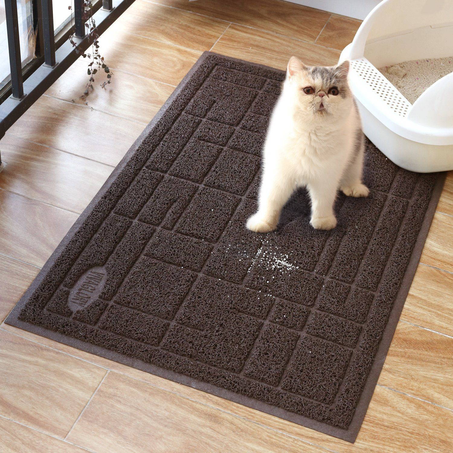 Vivaglory Litter Box Mat Diy To Jumbo Size Durable Large35a 23 Cat