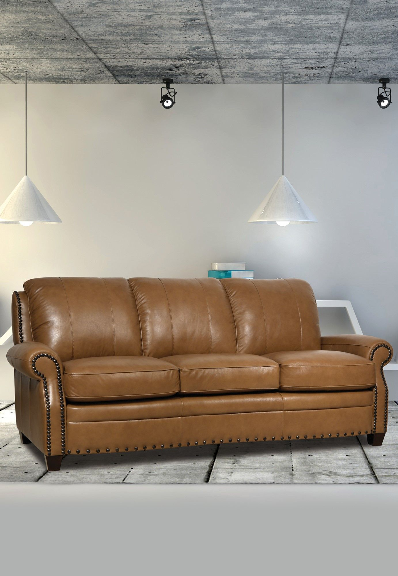 Pin by Luke Leather Furniture on Bennett Collection by Luke ...