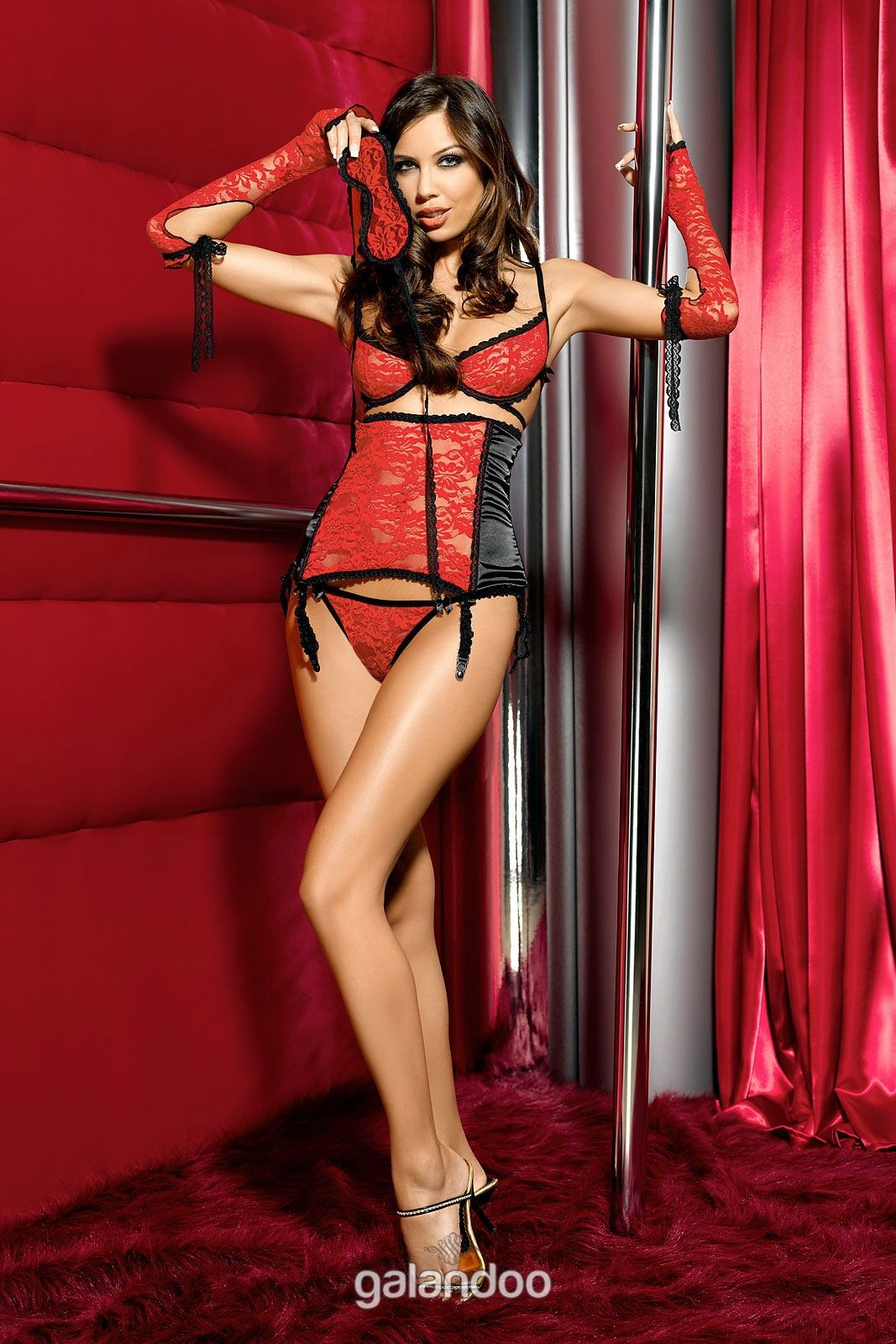 MARCY SET Brand: ANAIS This sensuous lingerie with its ...