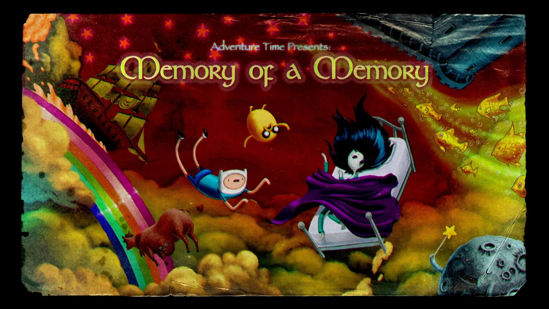 3 3 Memory Of A Memory Adventure Time Hora De Aventura Marceline