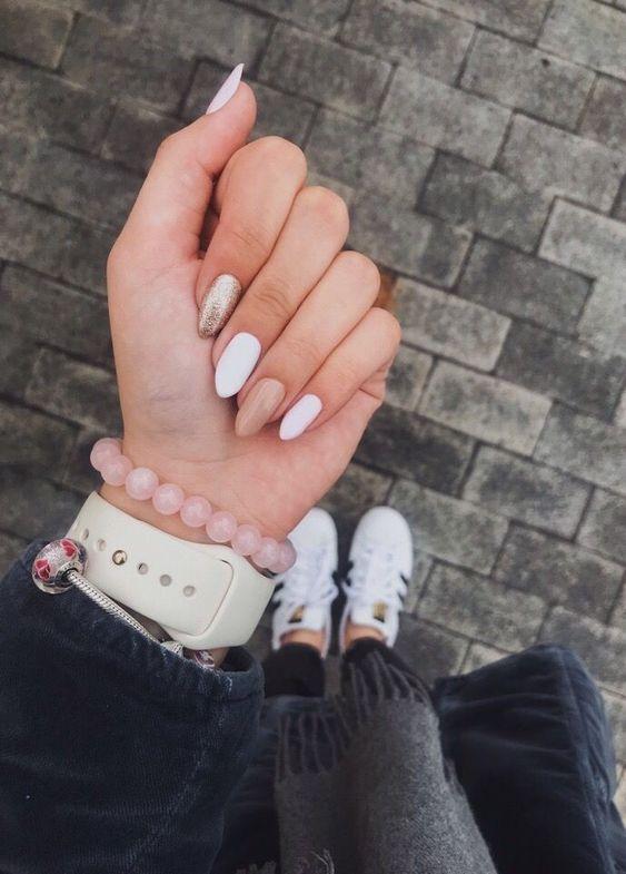 Uñas acrílicas naturales: más de 50 consejos y fotos de inspiración para conseguir las uñas perfectas  – Boda fotos