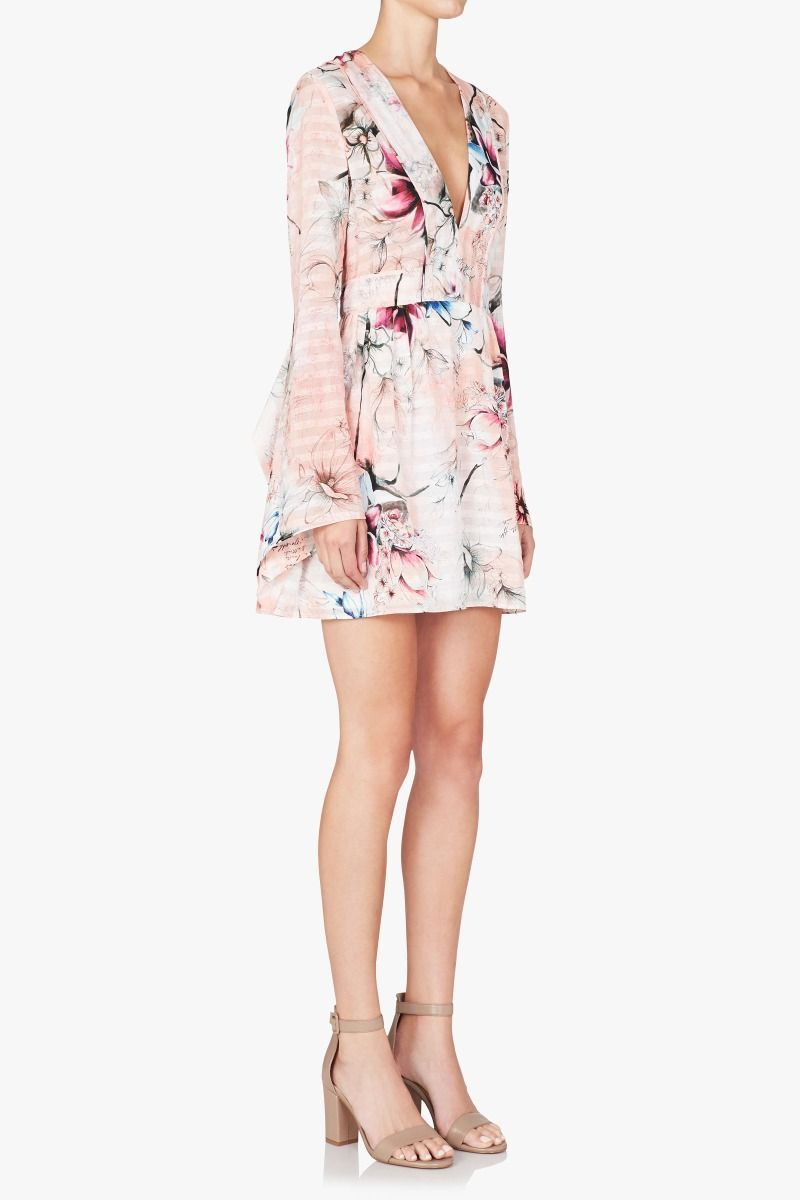 Sass and bide one great day dress white shoes