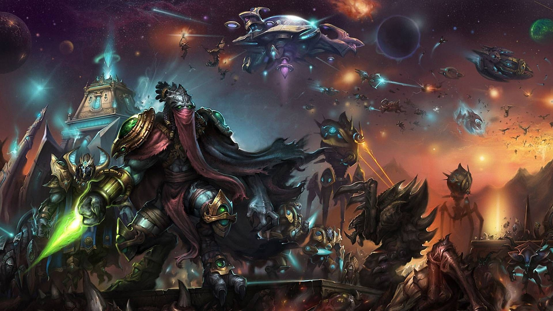 Starcraft 2 Legacy Of The Void Wishes And Expectations