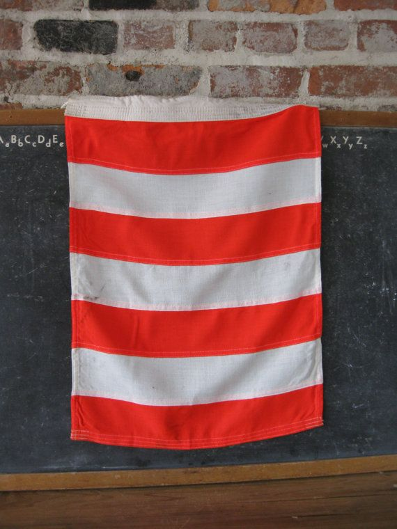 Your Place To Buy And Sell All Things Handmade Vintage Nautical Signal Flags Nautical Flags
