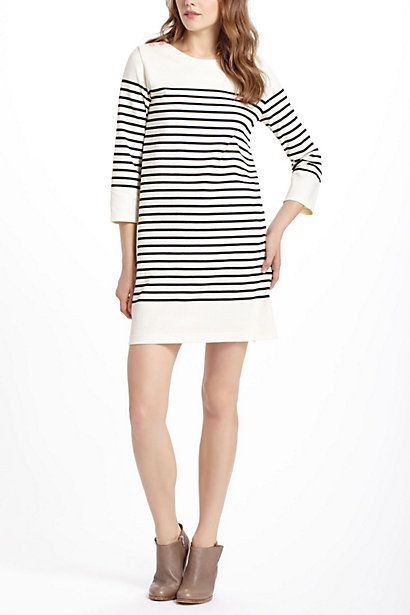 Two-Button Sailor Chemise - Anthropologie.com