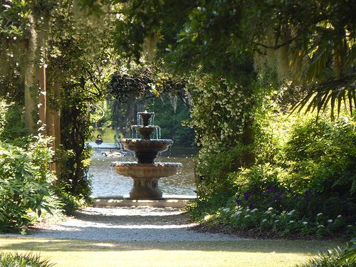 Fountain Airlie Gardens Wilmington Nc Oh The Places I Will Go Pinterest Wilmington Nc