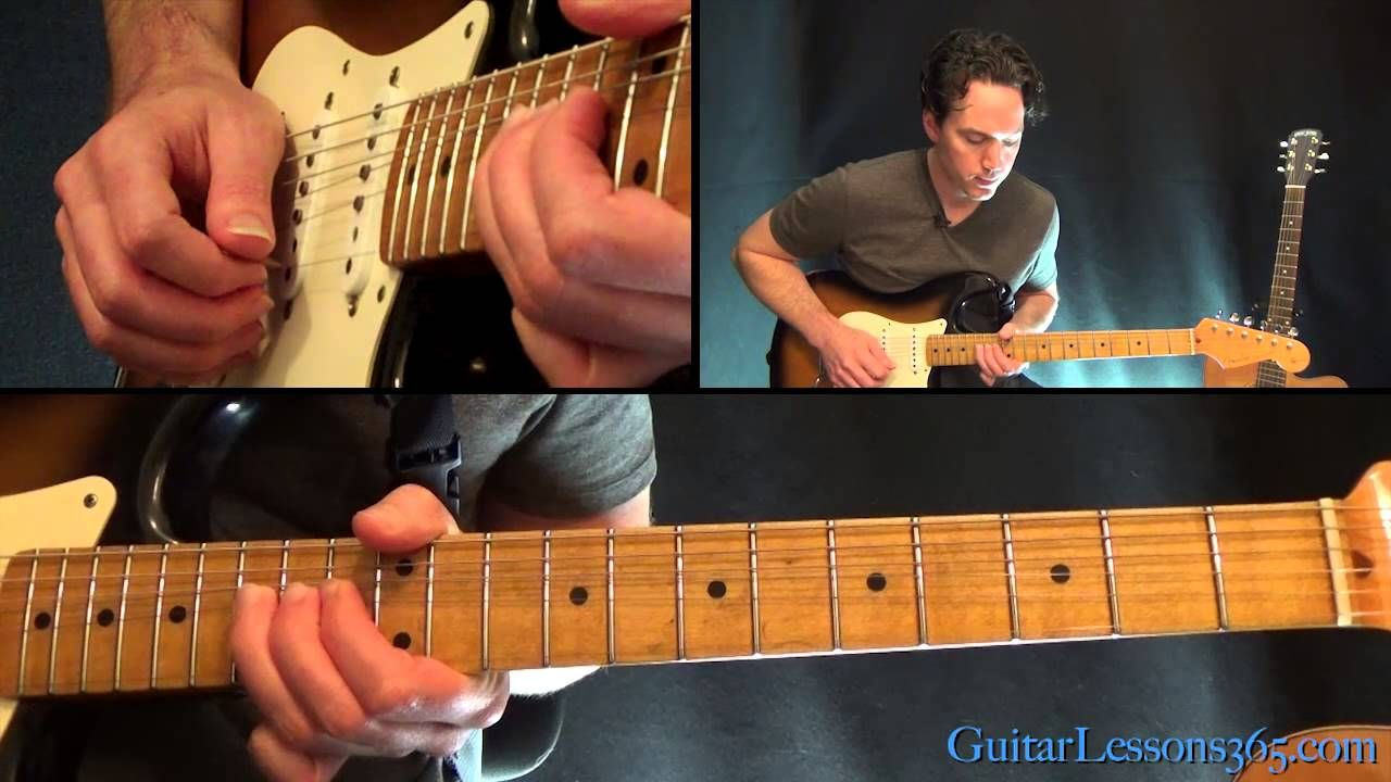 Crazy On You Guitar Lesson Pt3 Heart Main Riff Solos
