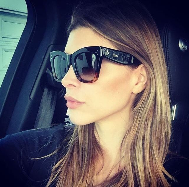 8f3518e65ab Shiva Safai in Céline sunglasses  sunglasses  shades  fashion  streetstyle   bloggers  models  topmodels  gafas  gafasdesol  lunettesdesoleil   occhialidasole