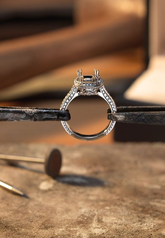 Ask an Expert What to Look for in an Engagement Ring Engagement