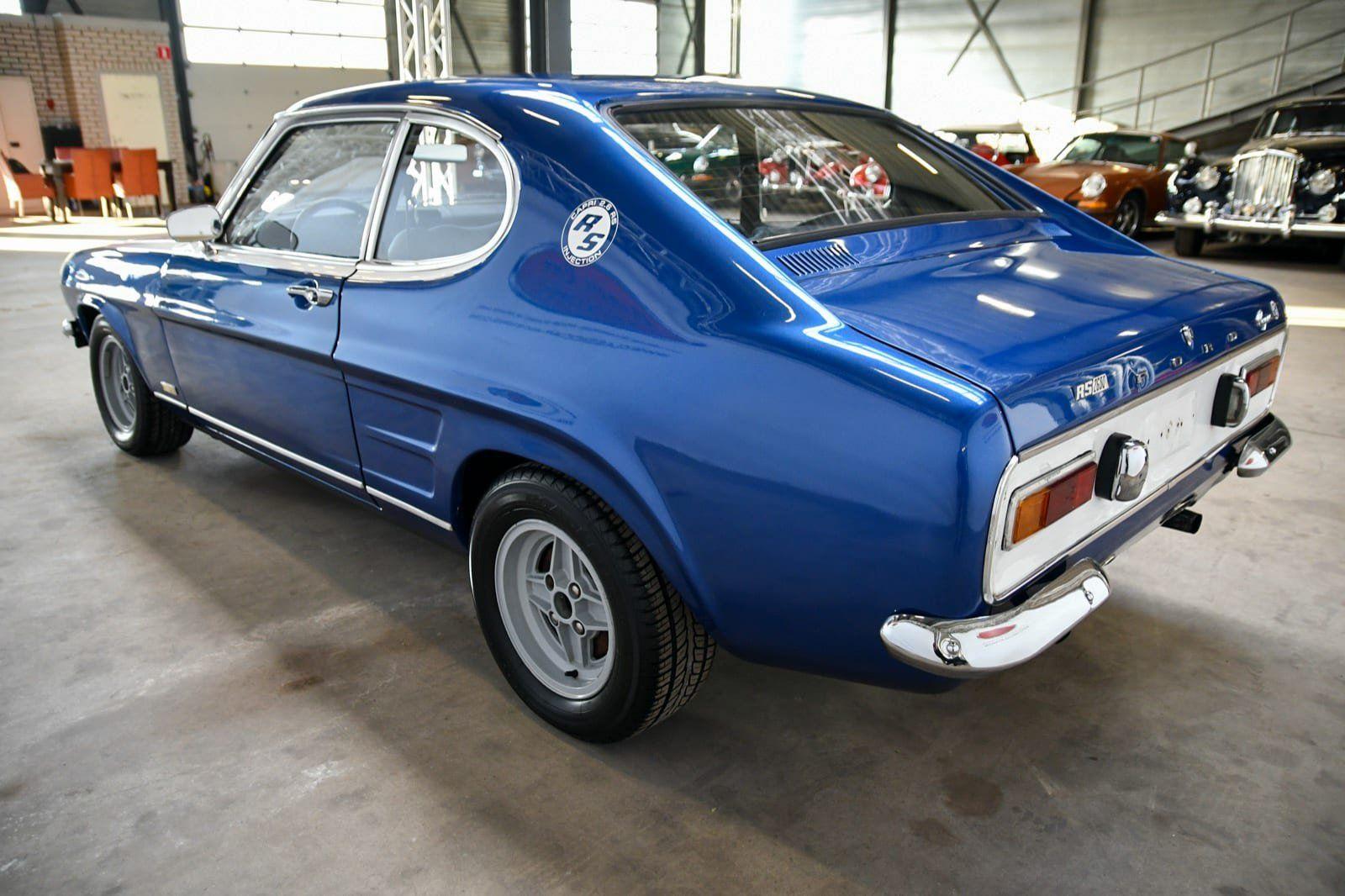 1972 Ford Capri Classic Driver Market In 2020 Ford Capri Ford Classic Cars Classic Cars