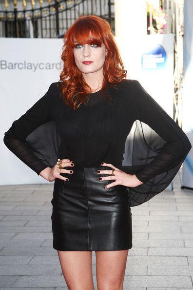 Me encanta Florence y el outfit!