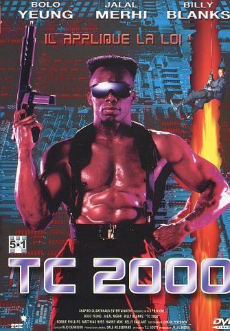 TC-2000  Avec Billy Blanks    #greatestmatrialartist