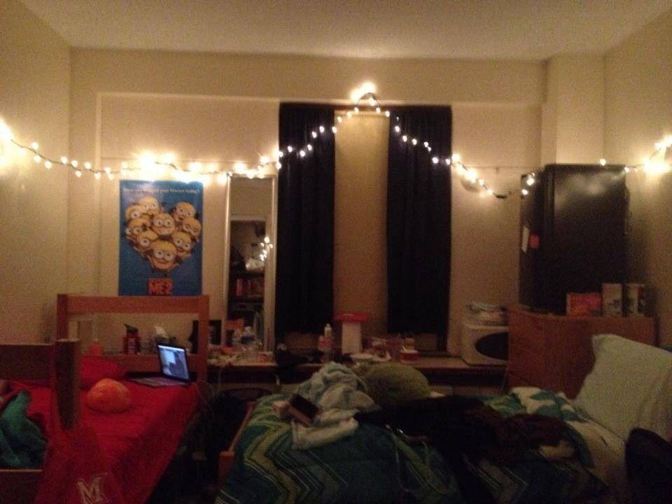 Tappan Dorm Room