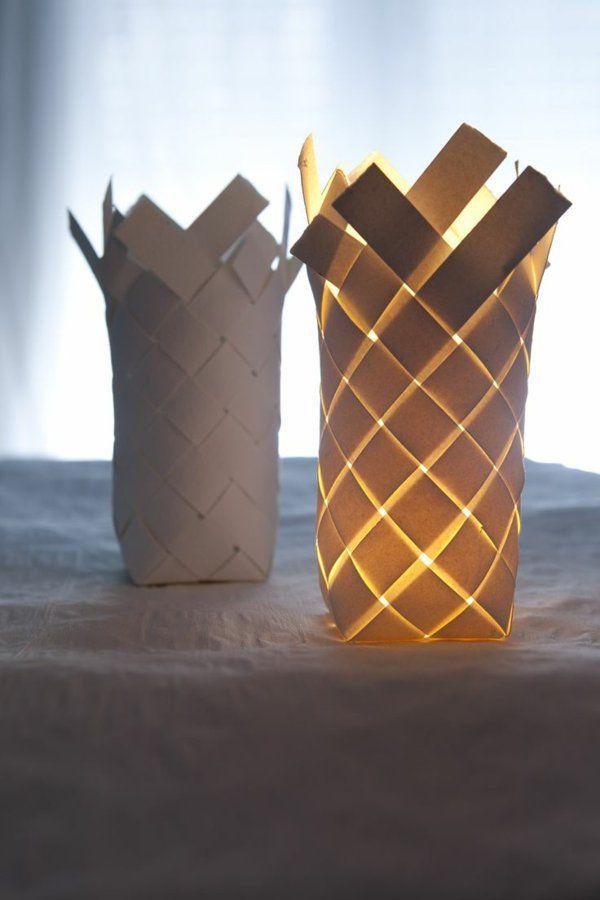 papierleuchten kaufen oder selber machen fr bel pinterest papierlampen tischlampe und. Black Bedroom Furniture Sets. Home Design Ideas