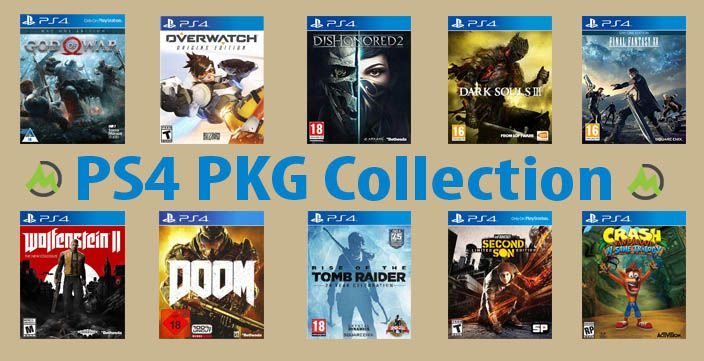 Ps4 Pkg Games Collection Download Google Drive Ps4 Ps4 Games Games