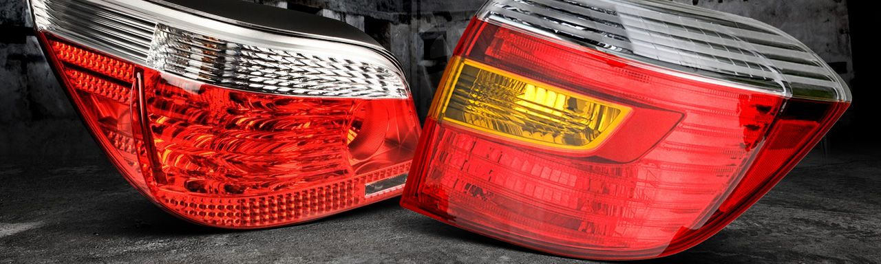 When the dealer's Tail Lights are too expensive, and the used ones are too risky, you have a third choice: factory-style Tail Lamps from CARiD!