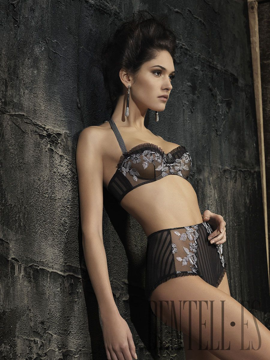 Aubade Herbst/Winter 2010-2011 - Dessous - http://de.dentell.es/fashion/lingerie-12/l/aubade-1742
