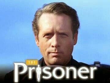 Patrick McGoohan is The Prisoner