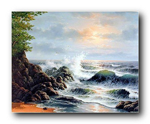 Perfect Grace Your Home Walls With This Stunning Nature Scenic Art Print Poster This Wonderful Scenic Wall Ar With Images Landscape Wall Decor Scenic Wall Art Scenic Art