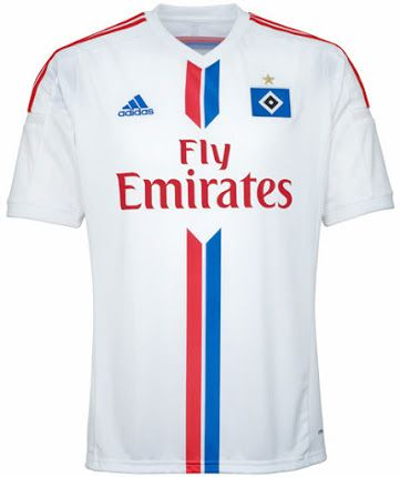 Hamburger SV camiseta adidas HSV hamburgo 2015 | eBay