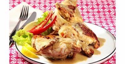 Resep Aneka Ayam: Resep Ayam Panggang Spesial|Resep Ayam Besengek