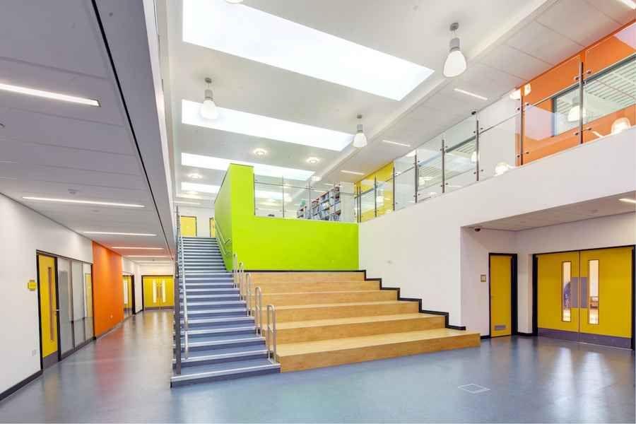 Park Brow Community Primary School Liverpool Kirkby Building