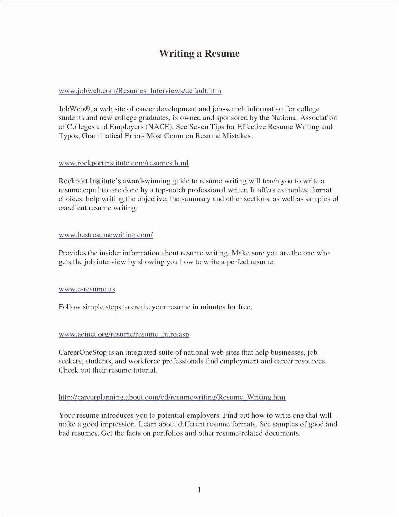 National Resume Writers Association New Resume Writing Samples Professional Formal Letter Format I In 2020 Resume Writing Administrative Assistant Resume Resume Skills