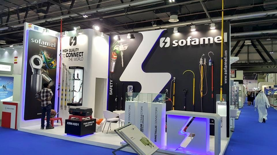 Exhibition Stand Builders Manufacturers : Events and exhibition companies in dubai top exhibition companies