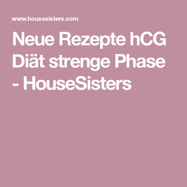 neue rezepte hcg di t strenge phase housesisters 21 tage stoffwechselkur in 2019 pinterest. Black Bedroom Furniture Sets. Home Design Ideas