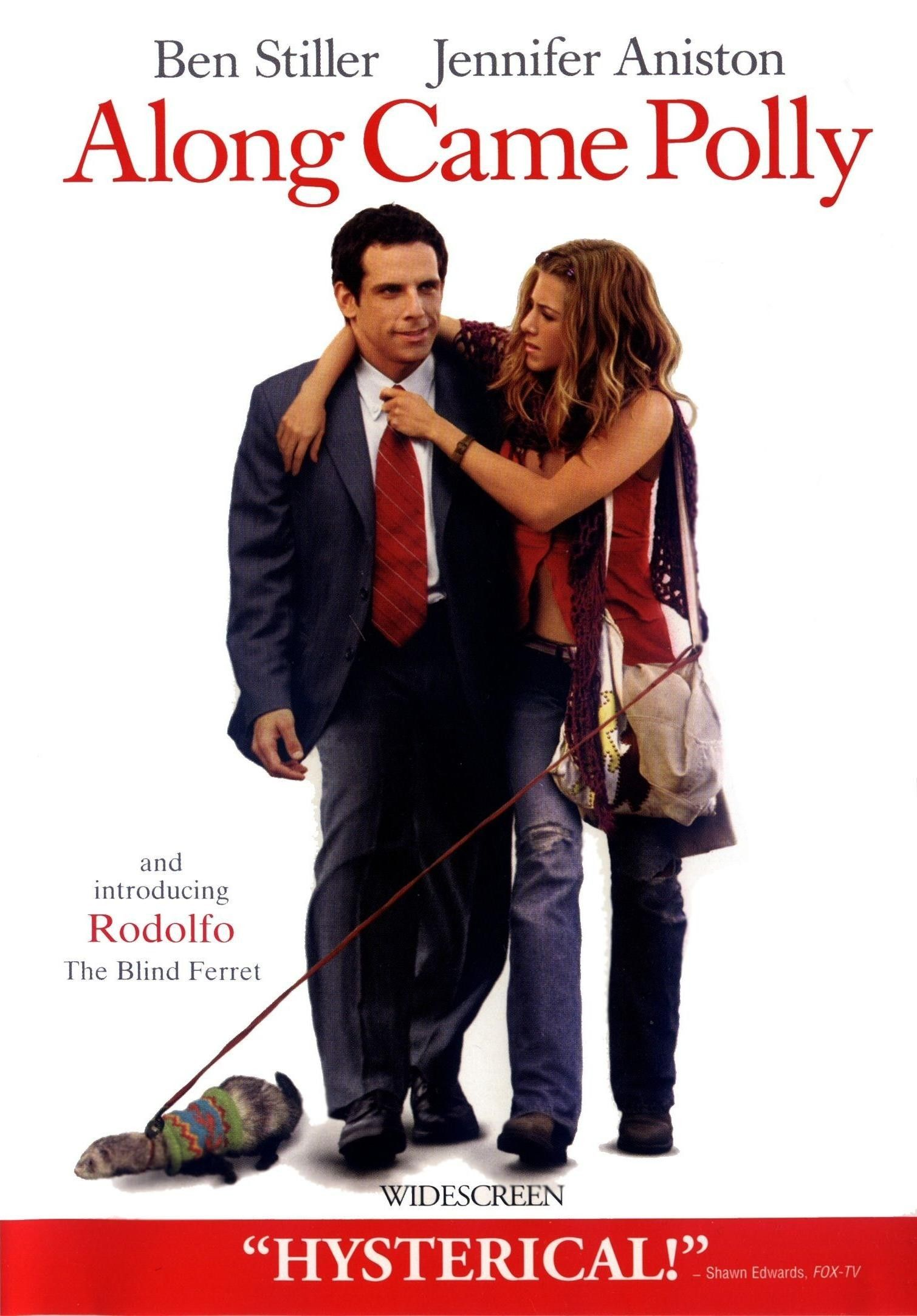Along Came Polly 2004 Along Came Polly Comedy Movies Jennifer Aniston