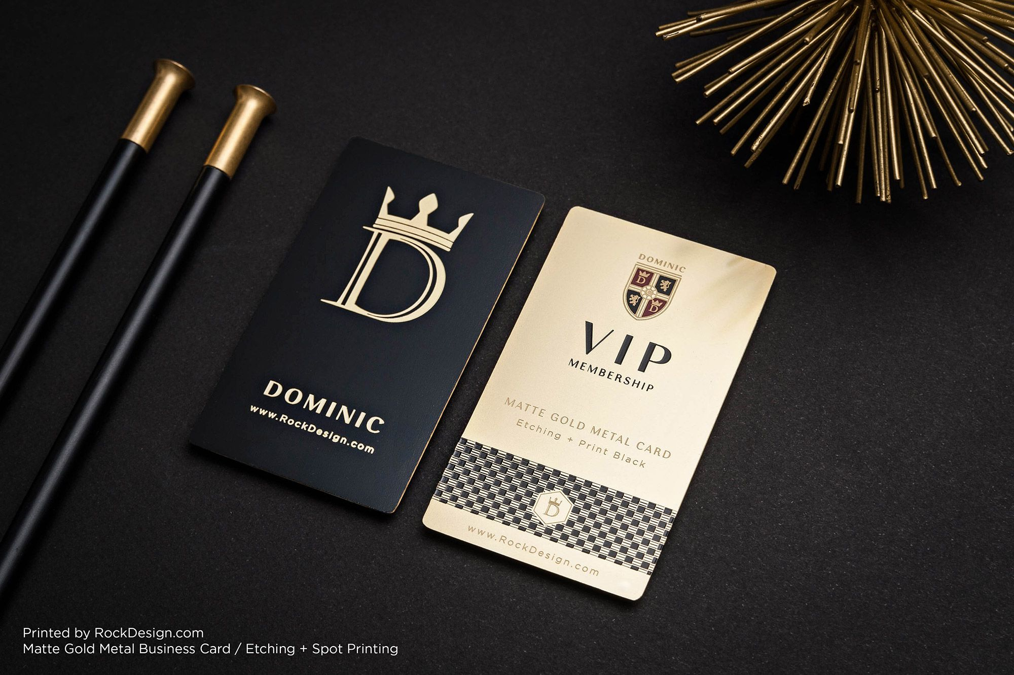 Gold Metal Business Cards | Web Design Layouts | Pinterest ...