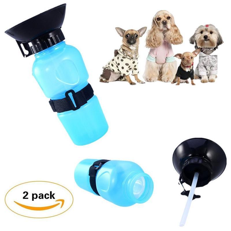 Handy Auto Dog Water Pet Bottle Car Drinking Portable Sport