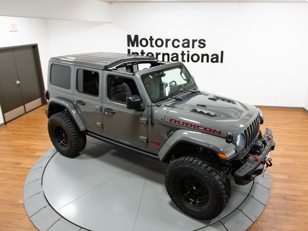 2019 Jeep Wrangler Jl Unlimited Rubicon Ozark Mountain Edition
