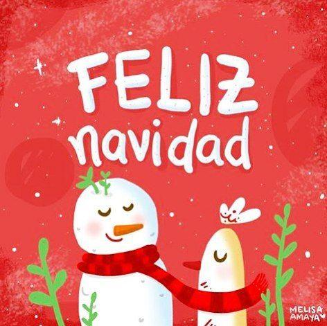Feliz Navidad!  @melisa.amaya  #pelaeldiente #inspiración #optimismo #viñetas #ilustración #humor #funny #positivo #sonrisa #alegría #diseño #navidad #felizNavidad
