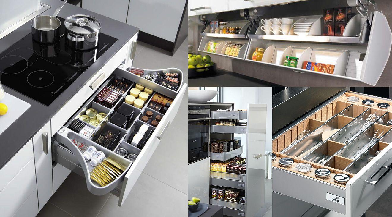 hettich intelligent kitchens | everything, prodotti di bellezza e