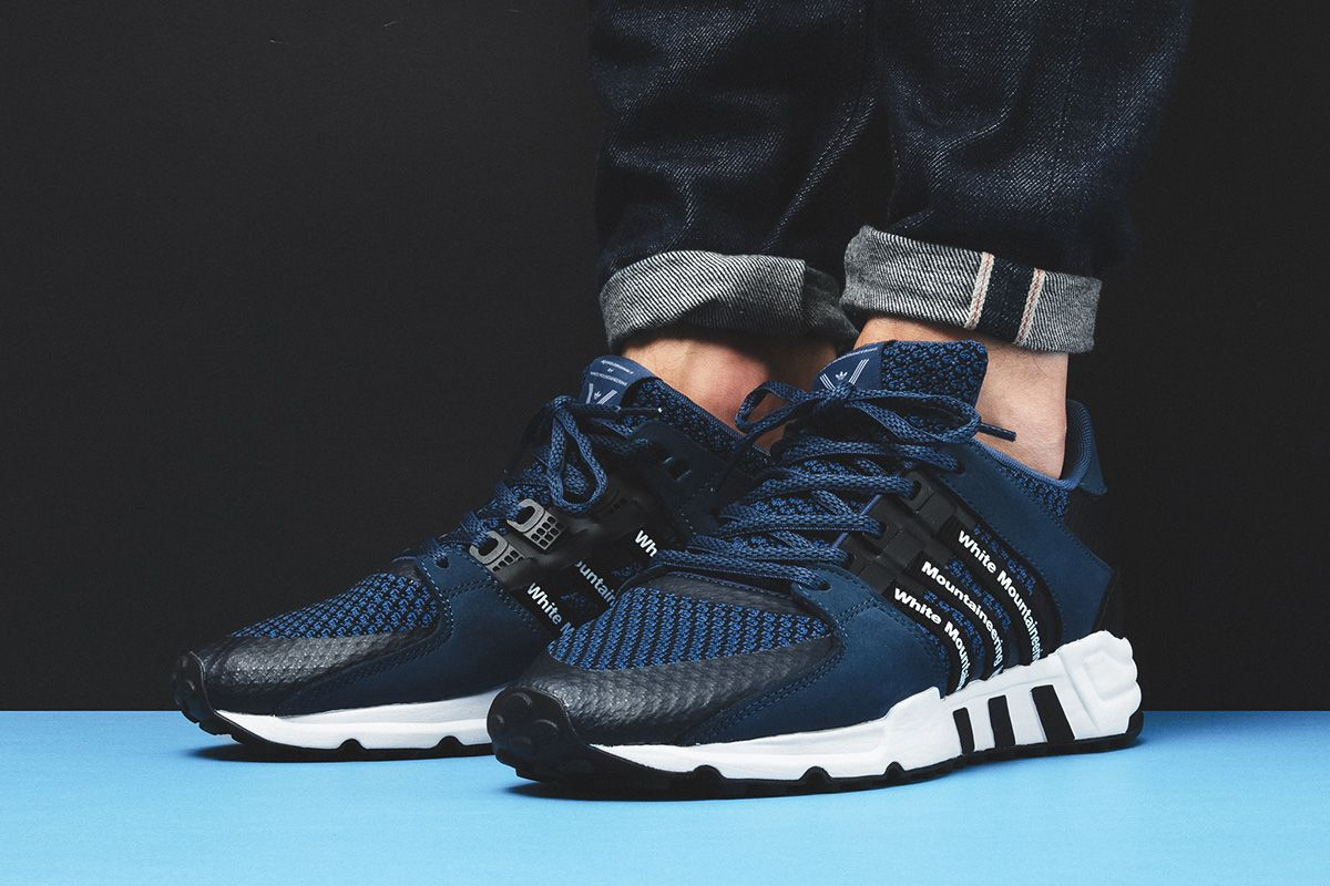 sale retailer 3216c d1eee White Mountaineering x adidas EQT Running Support 93